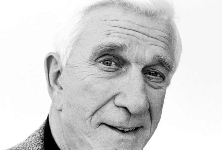 Leslie Nielson, Canadian actor