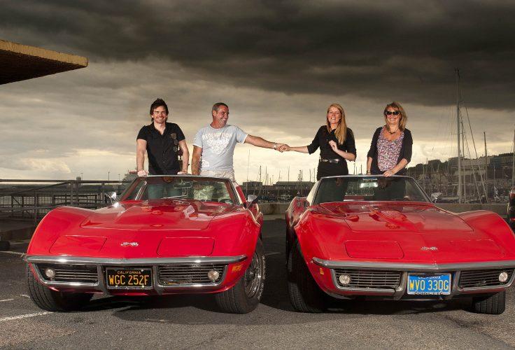 Little Red Corvette Pension FMoS