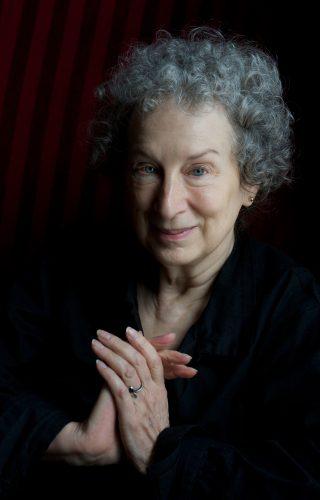 Writer MARGARET ATWOOD - 2009