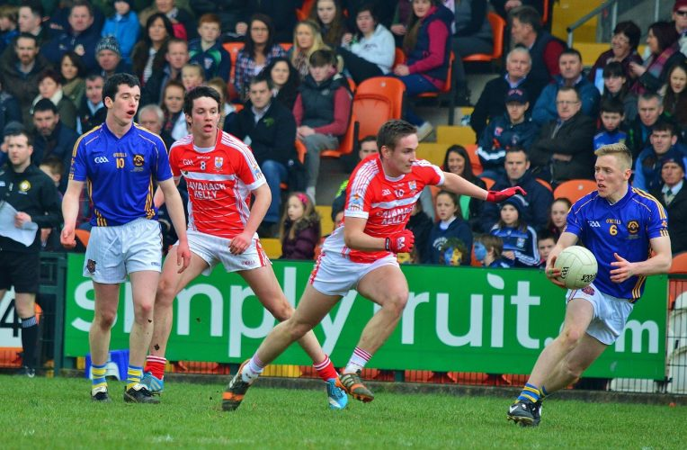 GAA McCrory Cup Boxing Day Final at Armagh GAC