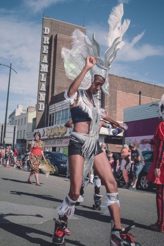 Margate Carnival - By kind permission on the KM Group