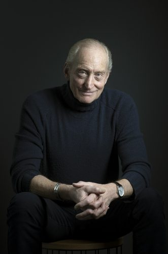 May0088316Actor Charles Dance photographed at the ITV studios, Holborn, London