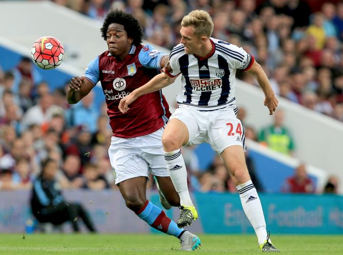 Football - Barclays Premier League - Aston Villa v WBA