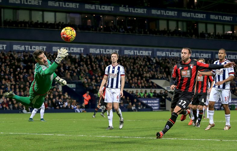Football - Barclays Premier League - WBA v Bournemouth