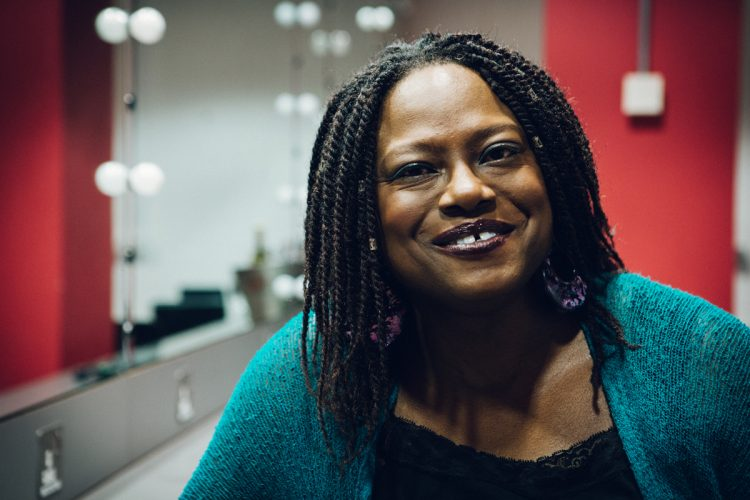 Dreda Say Mitchell - Guardian Live, Equality in the Arts, 15/04/2015.