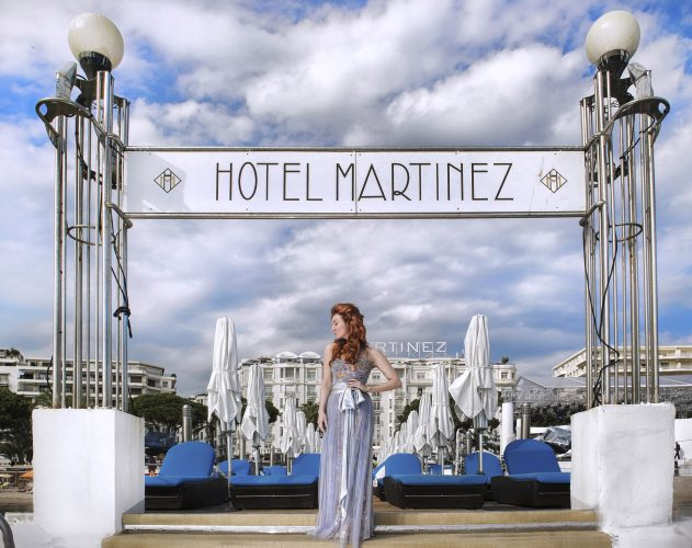 OLIVIA GRANT IN CANNES