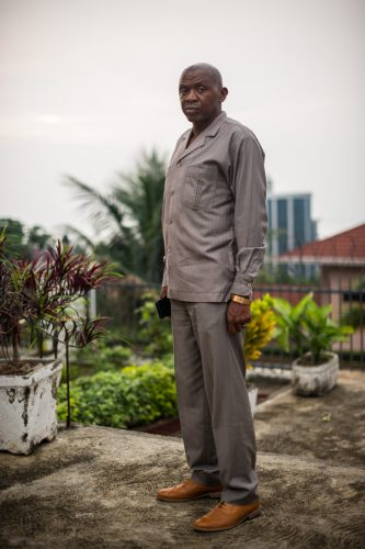 Agathon Rwasa, opposition leader, Burundi
