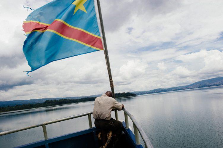 Lac Kivu, eastern Congo