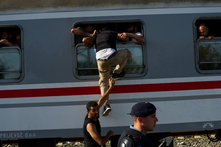 European refugee crisis, Croatia