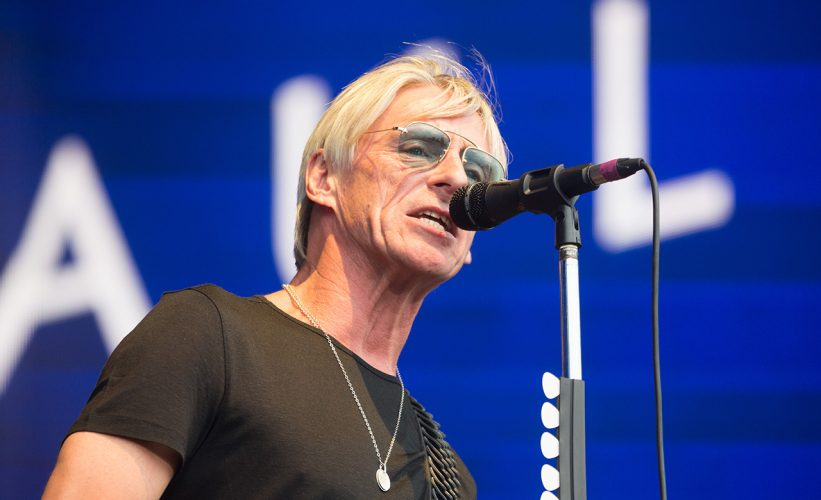 Paul Weller by Tracy Howl, BST Hyde Park 2015