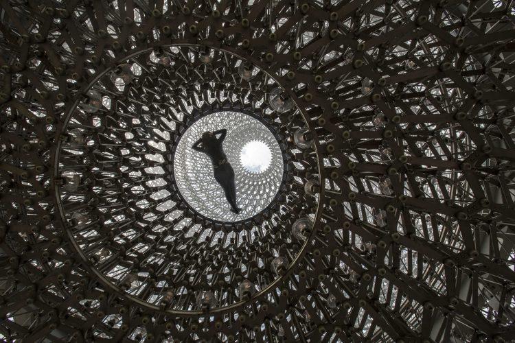 The Hive sculpture, 2016