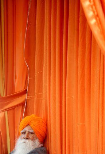 Sikh religious festival, Bradford
