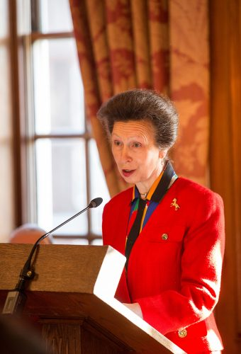 Princess Anne by Tracy Howl