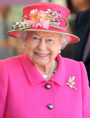 HM The Queen