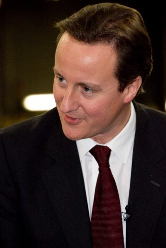 The Rt Hon David Cameron - Prime Minister - (C) Keith Blundy / Aegies PR