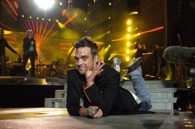 ROBBIE WILLIAMS-LW