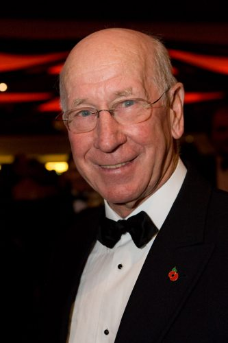 Sir Bobby Charlton  - (C) Keith Blundy / Aegies PR