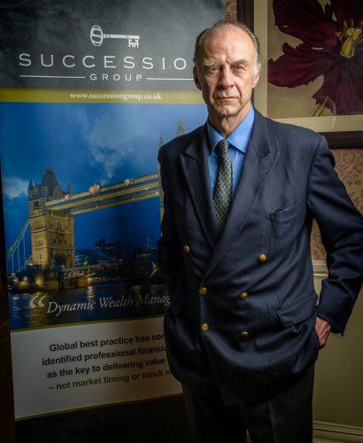 11/03/2014 Sir Ranulph Fiennes at Bovey Castle