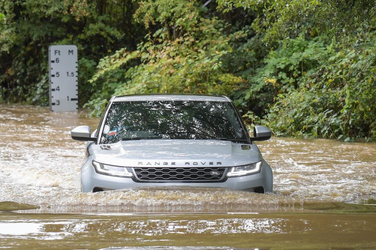 STORM ALEX BRINGS FLOODING TO BIRMINGHAM AND SOLIHULL AFTER HEAVY RAIN