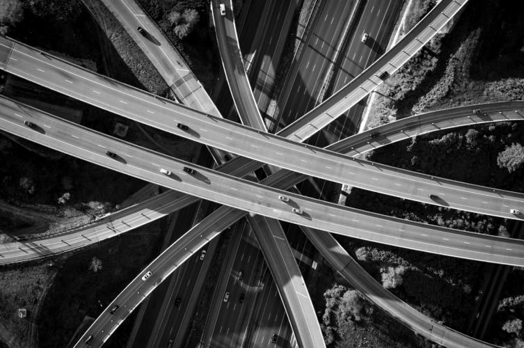 i65 Nashville Spaghetti Junction