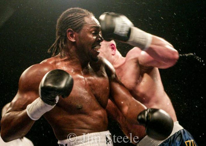 Audley Harrison v Tomasz Bonin 