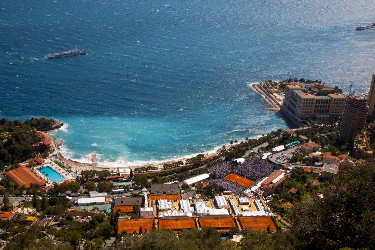 Tennis: ATP Monte Carlo Rolex Masters semi final