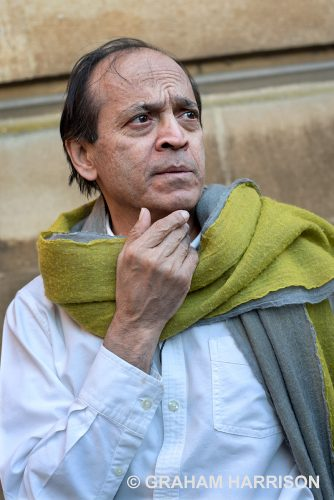 Vikram Seth, Oxford, 2017
