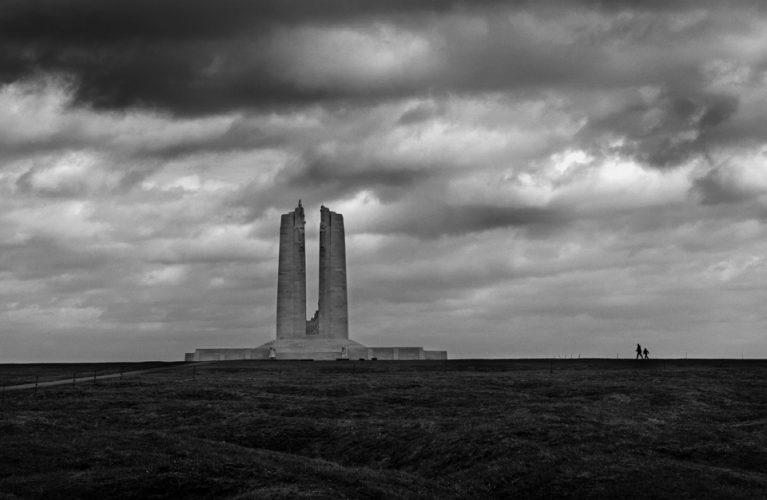 Vimy Ridge WW1-1914-1918- Canadian National Memorial and Battlef