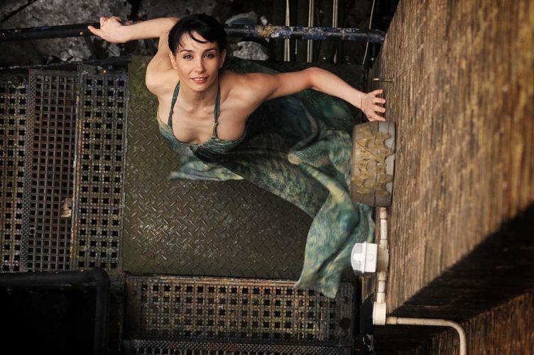 Ballerina Tamara Rojo, Artistic Director of the English National Ballet.