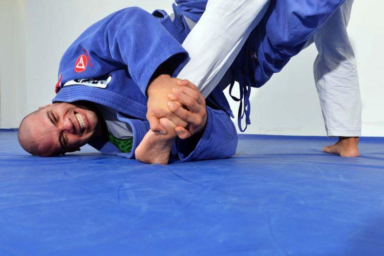 Former Brazilian Jiu-Jitsu World Champion Lucio Rodrigues