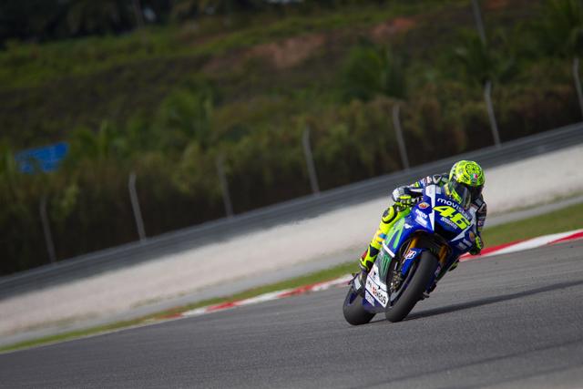 MotoGP 2015 Winter Test Day 1 at Sepang Circuit