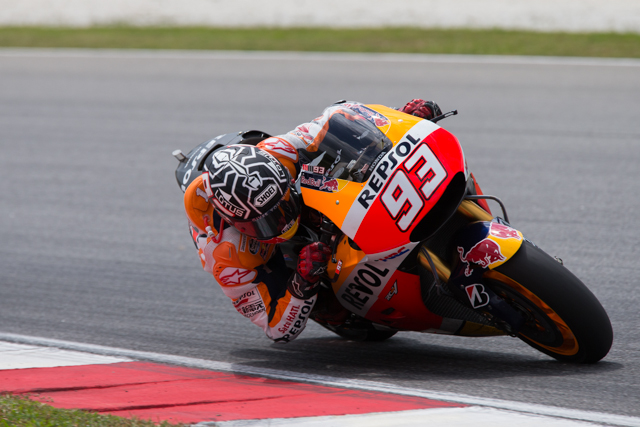 MotoGP 2015 Winter Test Day 3 at Sepang Circuit