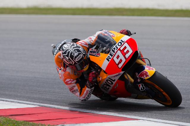 MotoGP 2015 Winter Test Day 3 at Sepang Circuit