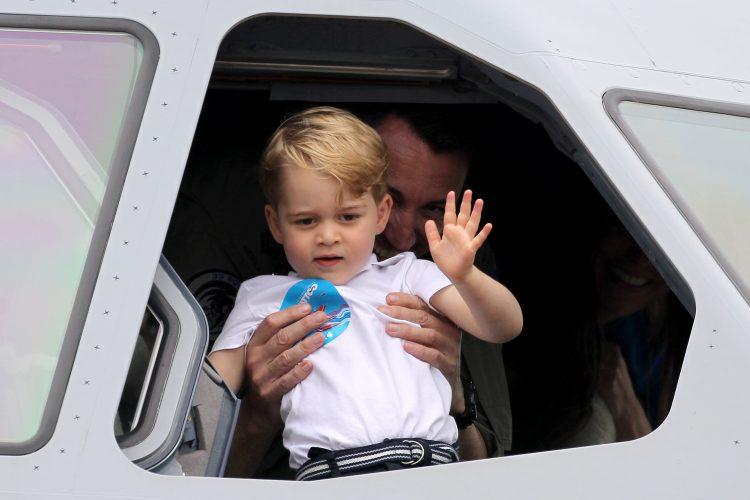 British Royals At The Royal International Air Tattoo 162192