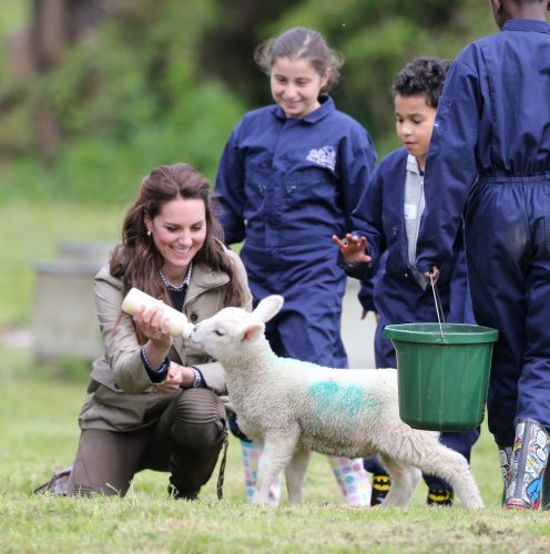 The Duchess Of Cambridge Visits Farms For City Children Foundation 17887