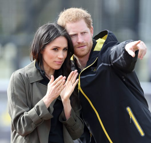 Prince Harry & Meghan Markle Attend UK Team Trials 18904