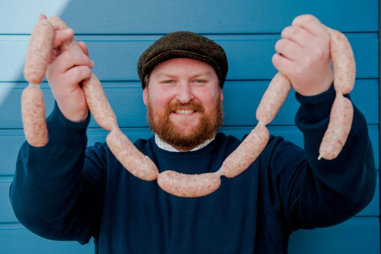 Charcuterie business in Carmarthenshire