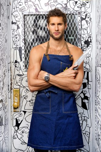Celebrity Chef & Model Franco Noriega