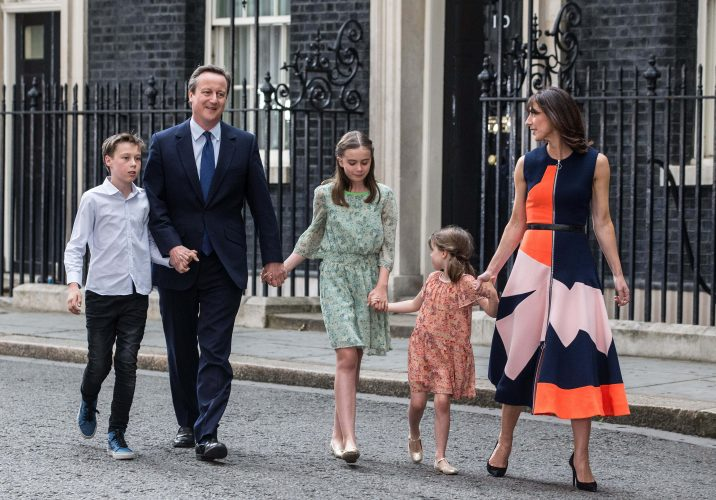 Prime Ministerial handover, Downing Street, London, UK - 13 Jul 2016