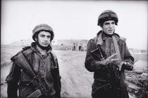 Israeli Soldiers, Beit Sahour, West Bank, Palestine.