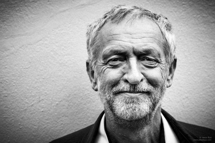 Labour Party Leader, Jeremy Corbyn, MP.