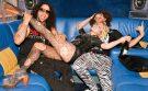 Ke$ha & LMFAO Promo Photo