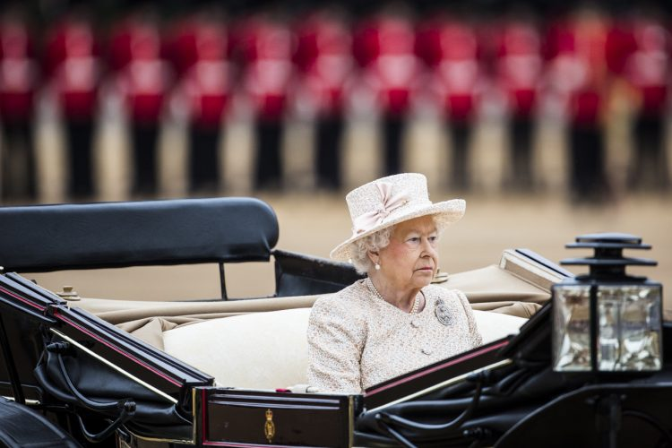 Trooping of the Colour 2015