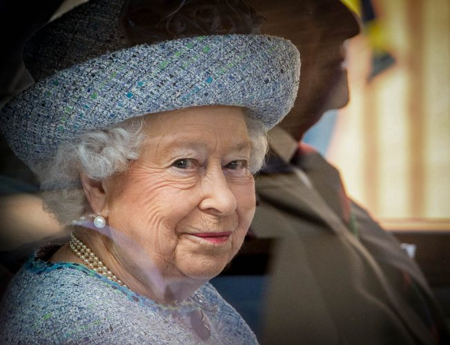 16/03/2017. London, United Kingdom. The Queen Re-Opens the National Army Museum.