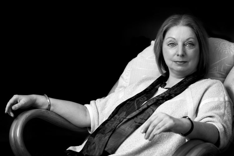 Hilary Mantel is a multiple Man-Booker winning author