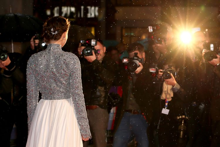 Keira Knightley at the BFI 62nd London UK Premiere of 'Colette'