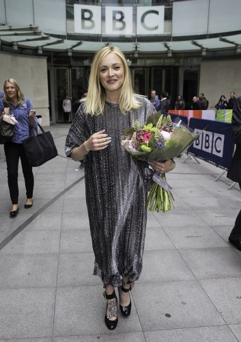 Fearne Cotton leaving the BBC after 10 years presenting the Live Lounge