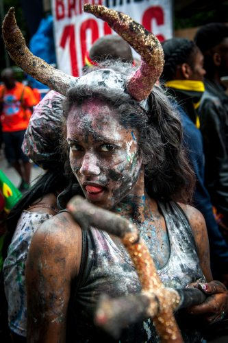 Notting Hill Carnival 2015, Children's Day.