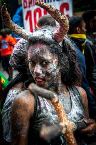 Notting Hill Carnival 2015, Children's Day.
