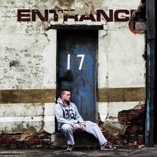 Middlesbrough rapper Adam Skidmore.